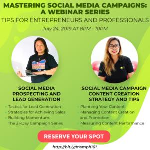Mastering Social Media Campaigns